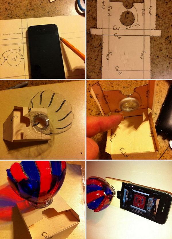 20+ Cool and Simple DIY iPhone Speaker Ideas - Hative