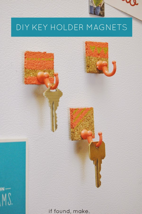 20 Diy Key Holder Ideas Hative