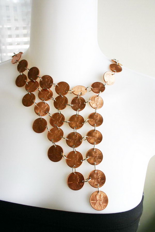 20 cool diy penny crafts hative