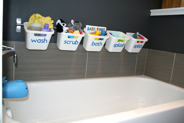 15 Genius Ikea Hacks For Bathroom Hative
