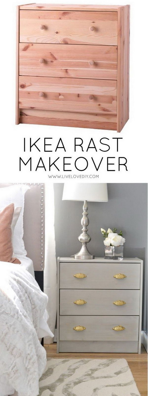 25 Simple And Creative Ikea Rast Hacks Hative
