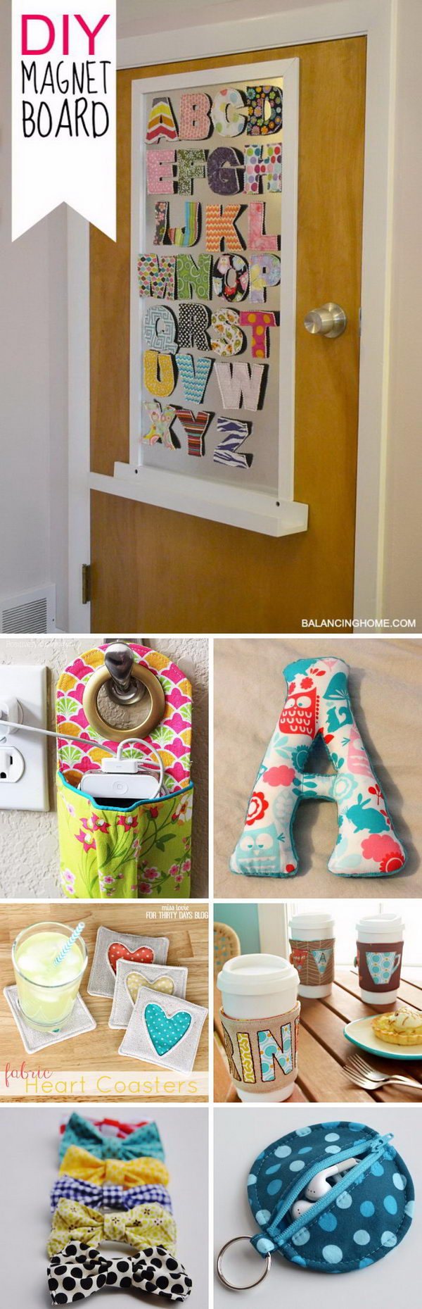 Easy and Adorable Sewing Projects for Beginners.