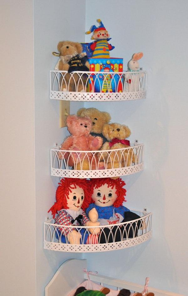 Marvelous 25 Clever Creative Ways To Organize Kids Stuffed Toys Download Free Architecture Designs Lukepmadebymaigaardcom