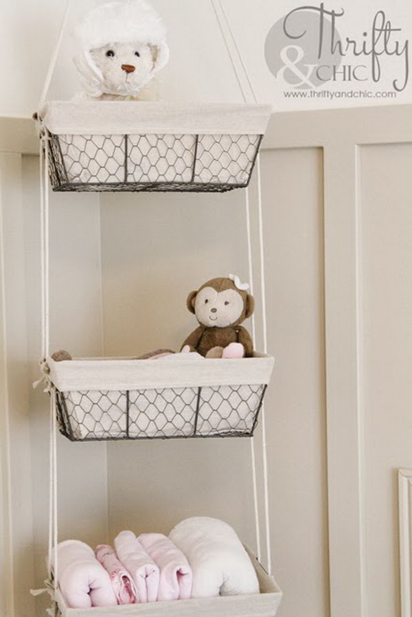 25 Clever Amp Creative Ways To Organize Kids Stuffed Toys