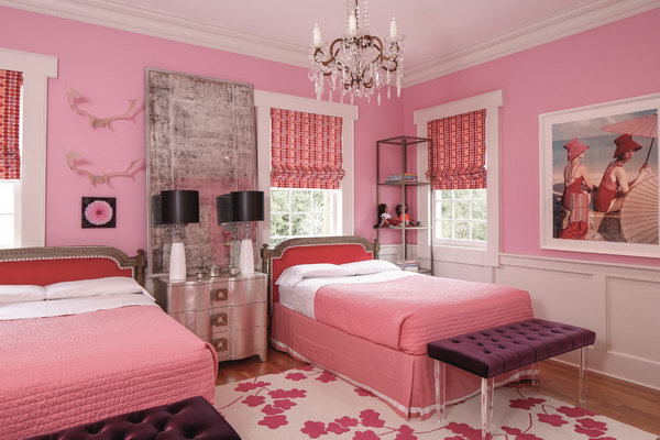40 cute and interestingtwin bedroom ideas for girls hative