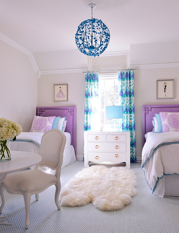 Lavender Bedroom Inspiration