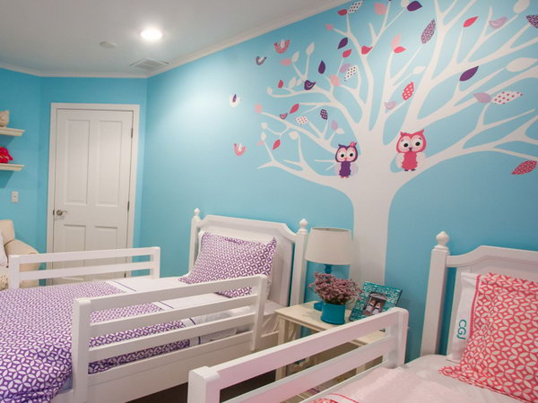 Twin Bedroom Ideas 40+ cute and interestingtwin bedroom ideas for girls - hative