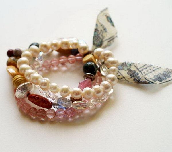 40 Diy Bracelet Ideas And Tutorials