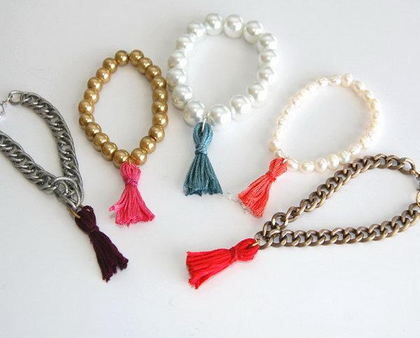 Threat Tle Bracelet