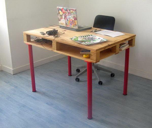 Computer Desk Ideas 15+ diy computer desk ideas & tutorials for home office - hative