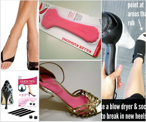 make-new-heels-more-comfortable-collage