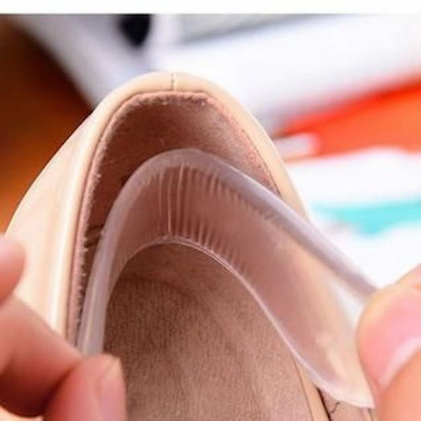 Prevent Slippage with Heel Grips