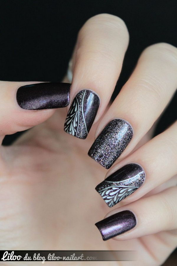 Magnificent Robin Nail Art Small About Opi Nail Polish Rectangular Gel Nail Polish Colours Nail Of Art Old Nail Art For Birthday Party PurpleNail Art Services 30  Trendy Purple Nail Art Designs You Have To See   Hative