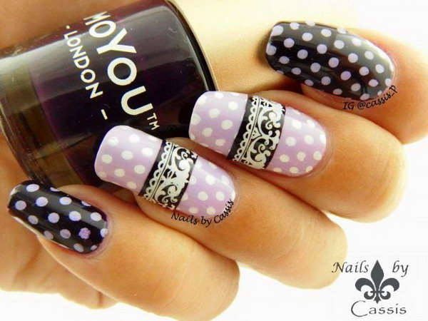 Comfortable Nail Art Designs Videos For Beginners Tall Cheap Shellac Nail Polish Uk Rectangular Cute Toe Nail Art Designs Fimo Nail Art Tutorial Youthful Nail Art Degines YellowNail Art New Images 30  Trendy Purple Nail Art Designs You Have To See   Hative