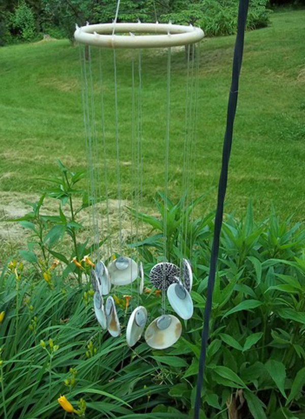 Earrings to Wind Bell. See how