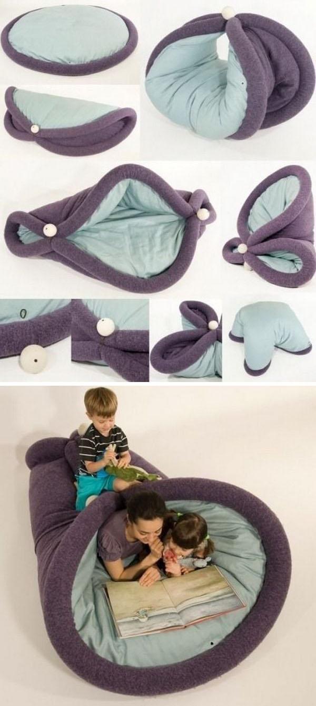 Comfy Blandito Pillow.