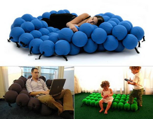 Feel Seating System.
