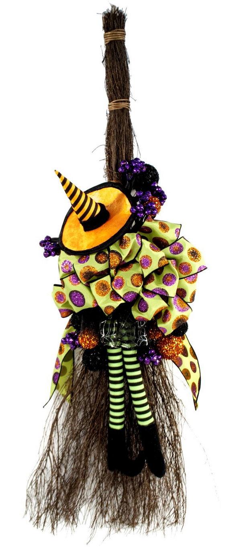 Halloween Witch Broom.