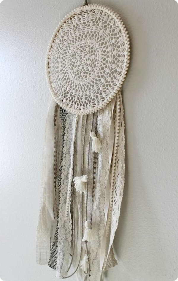 Diy Project Ideas Amp Tutorials How To Make A Dream Catcher