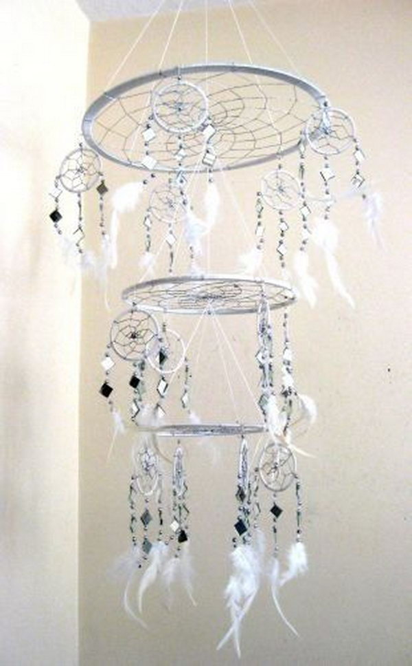 Do It Yourself Dream Catcher DIY Project Ideas Tutorials How to Make a Dream Catcher of Your 21