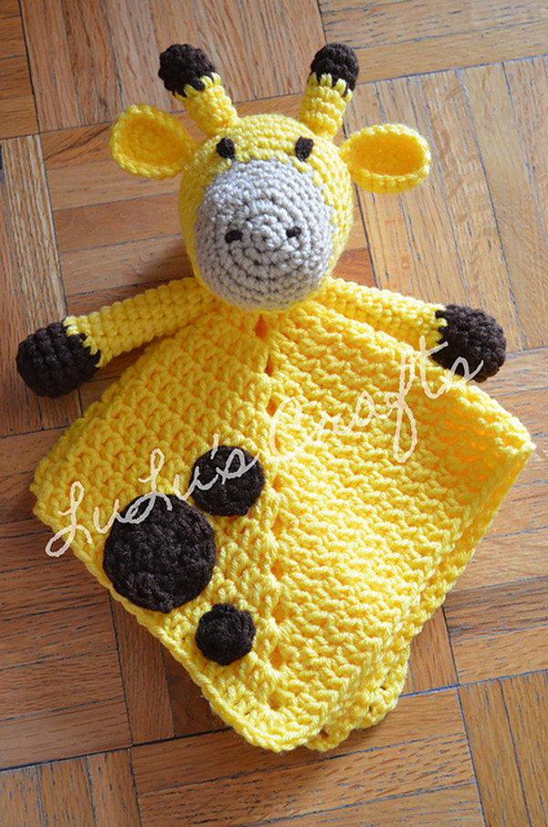 Free Pattern Crochet Lovey : Free Easy Crochet Patterns For Beginners - Hative
