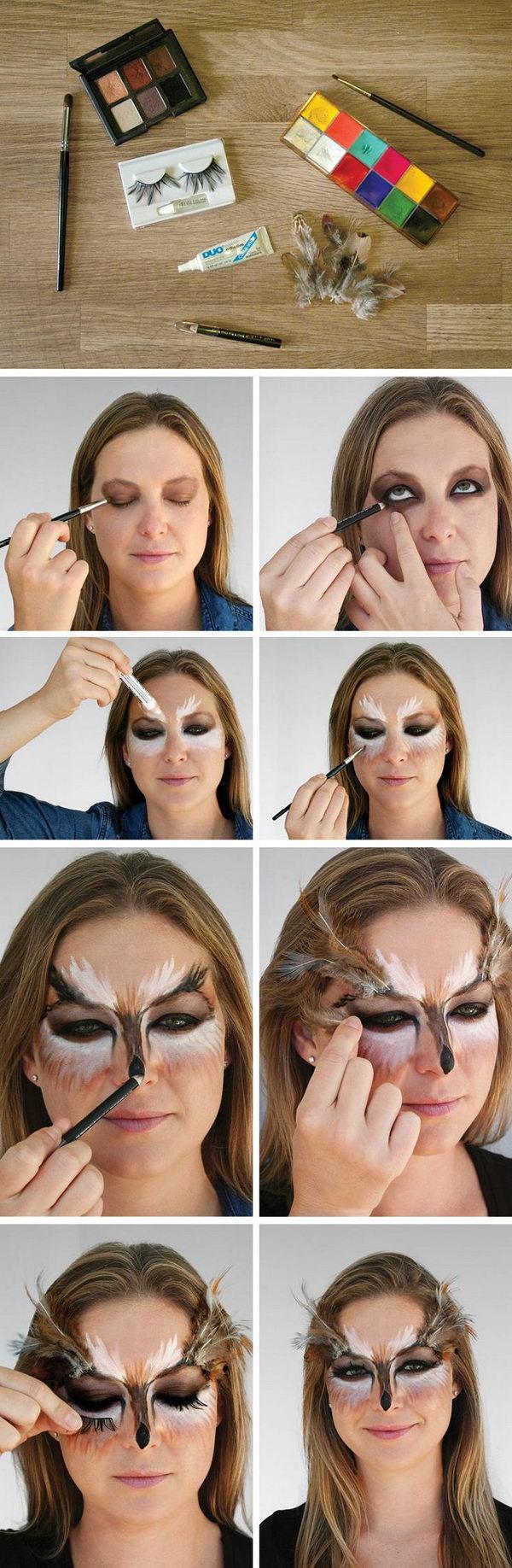 'Owl' Makeup Tutorial