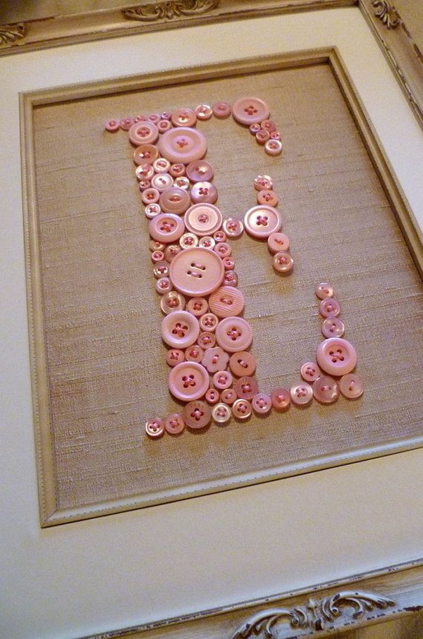 DIY Letter Ideas & Tutorials - Hative