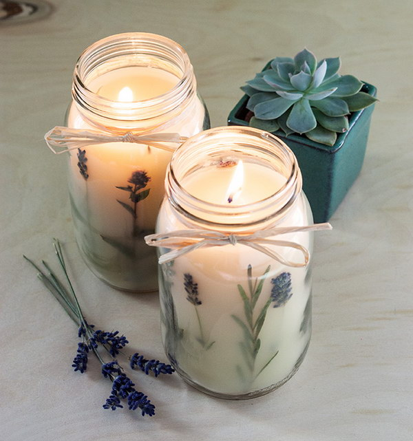 Fantastic Homemade Candle Recipes - Hative