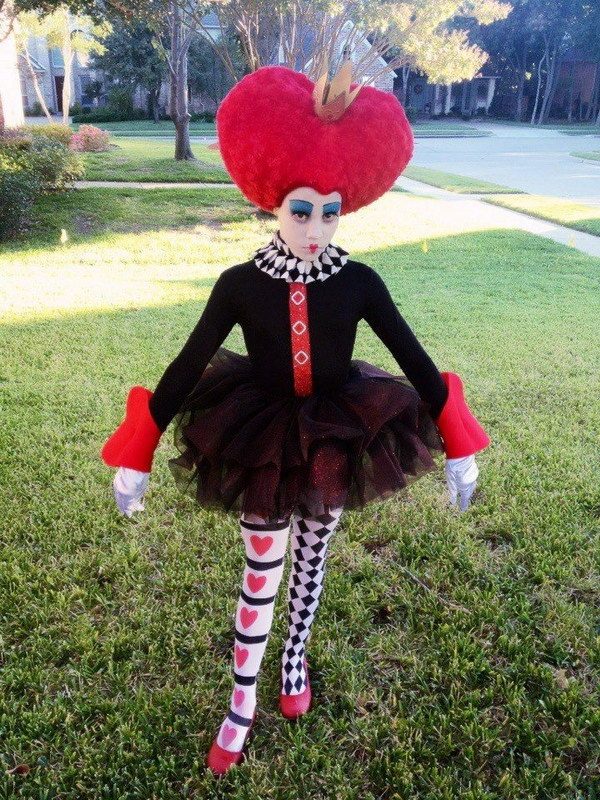 25 Queen Of Hearts Costume Ideas And Diy Tutorials Hative