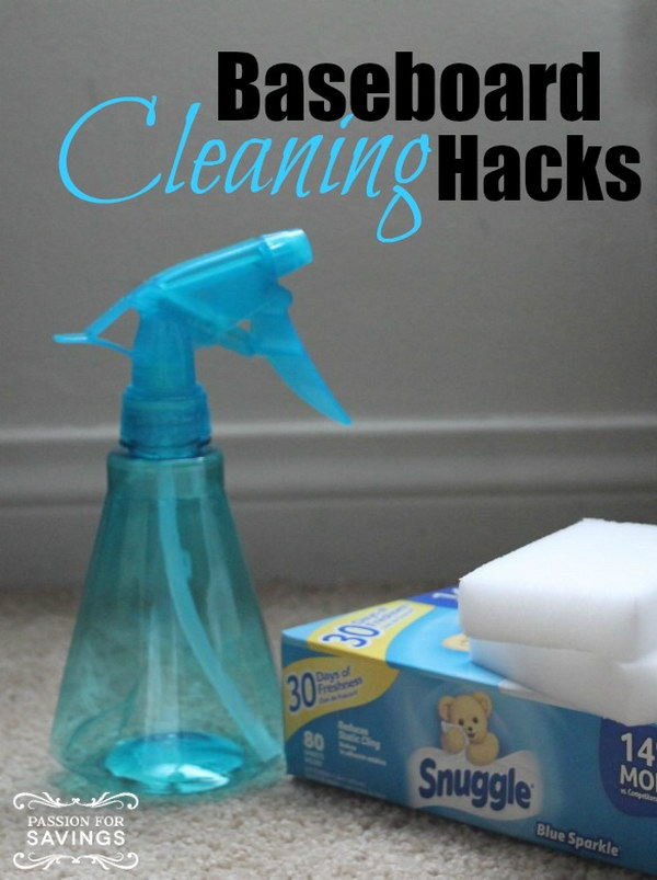 20 Awesome Cleaning Hacks That Will Change Your Life Hative