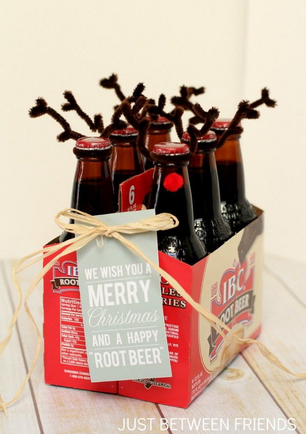 20 easy and sweet neighbor gifts for christmas hative for Christmas gifts for neighbors homemade