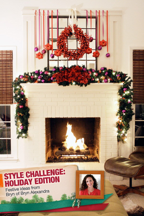 Christmas Hearth Decorations.25 Gorgeous Christmas Mantel Decoration Ideas Tutorials
