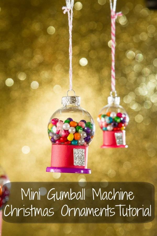 Hative 30 Diy Christmas Ornament Ideas Tutorials