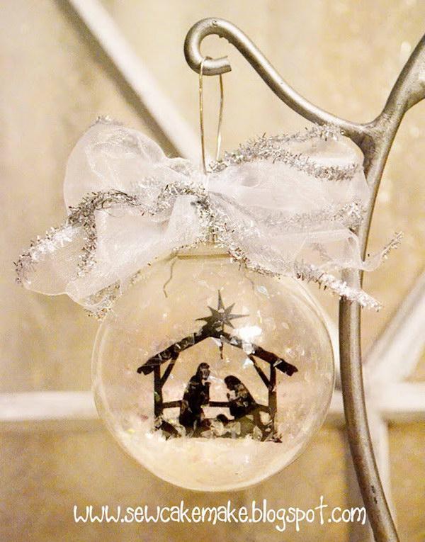 Fabulous Glass Ornament.