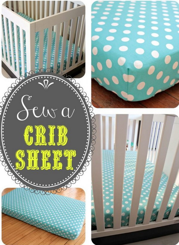 60 Simple Cute Things Or Gifts You Can Diy For A Baby Hative