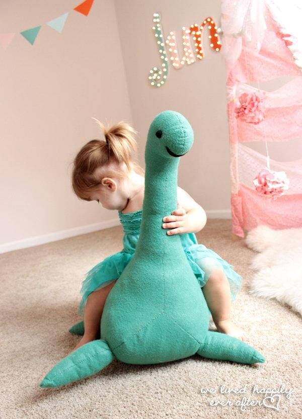 DIY Loch Ness  Monster