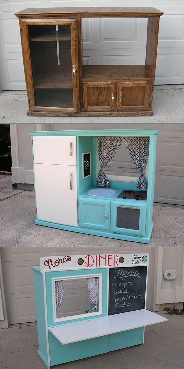 15+ DIY Furniture Makeover Ideas u0026 Tutorials for Kids - Hative