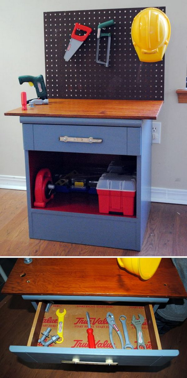 15 Diy Furniture Makeover Ideas Amp Tutorials For Kids Hative