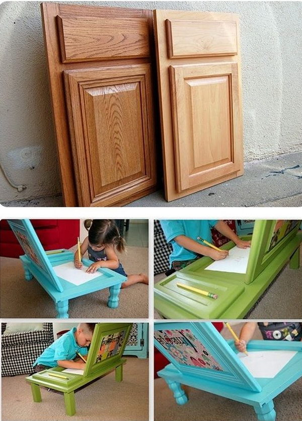 15 DIY Furniture Makeover Ideas & Tutorials for Kids Hative