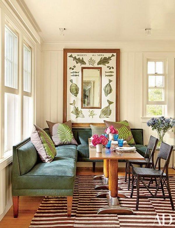 Beautiful and cozy breakfast nooks hative - Kitchen nook design ...