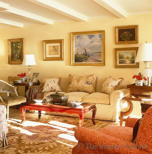 golden living room pretty living room colors for inspiration hative 10155