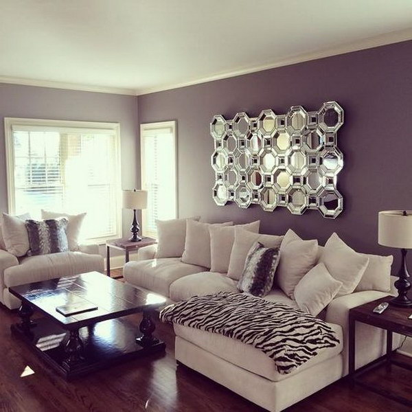 Pretty living room colors for inspiration hative - Photos of living room paint colors ...
