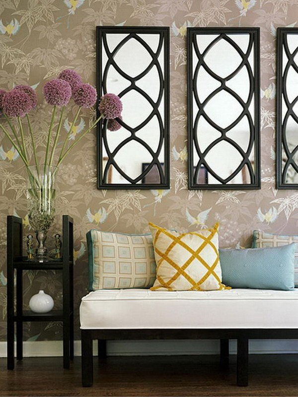 Awesome Interior Designs and Decorations with Mirrors Hative