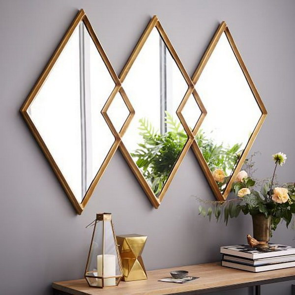 Decoration Mirrors Home: Awesome Interior Designs And Decorations With Mirrors