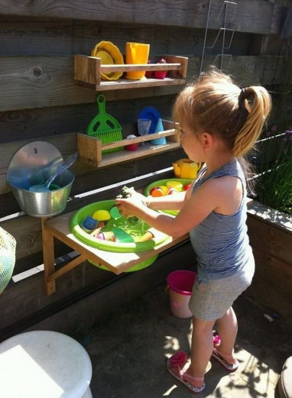 Fun and Easy DIY Outdoor Play Areas For Kids - Hative
