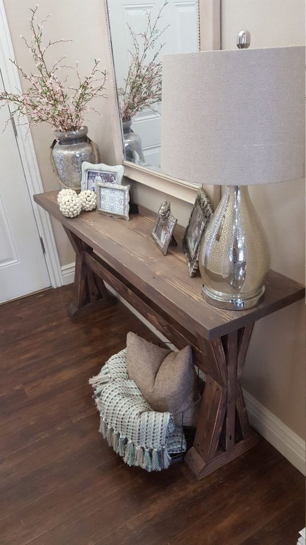 Foyer Table Etsy : Enchanting farmhouse entryway decorations for your