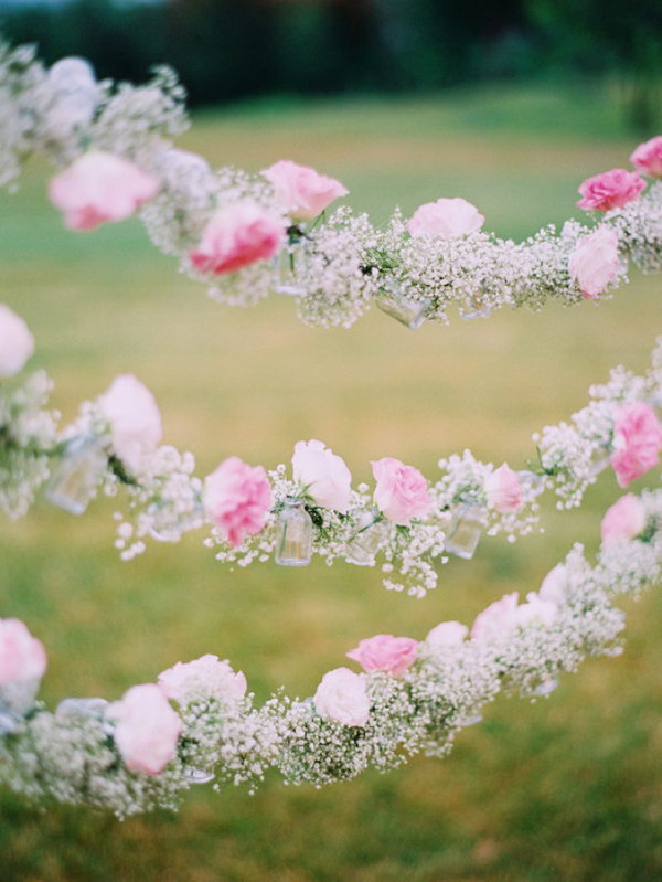 Baby's Breath Garlands