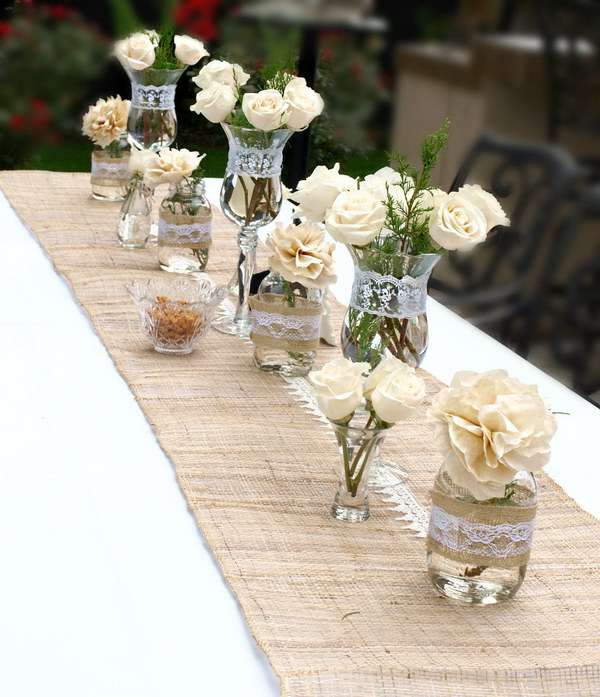Budget friendly rustic real wedding ideas hative