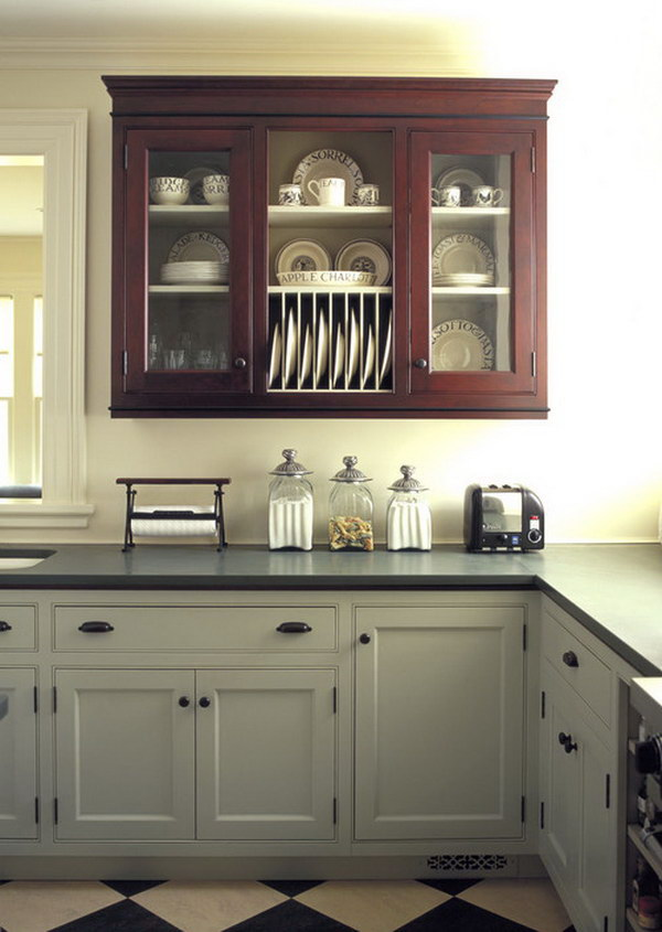 Kitchen Cabinets Two Colors look you can choose any cabinet door color or stain color you