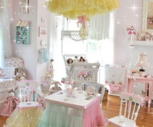 Amazing Princess Bedroom Ideas and Tutorials: Everything A Little Princess Needs In Her Bedroom